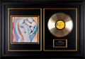 Music Memorabilia:Autographs and Signed Items, Derek & The Dominos Band-Signed Layla and Other AssortedLove Songs Album Display....