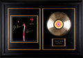 Music Memorabilia:Autographs and Signed Items, Steely Dan Band Signed Aja Album Display....