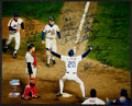 Baseball Collectibles:Photos, 1986 New York Mets Team Signed Oversized Photograph - WorldChampionship Season! ...