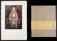 """Dressing A Galaxy: The Costumes Of Star Wars (Sideshow Collectibles, 2005). Hardcover Book (13.5"""" X 17""""). Scie..."""