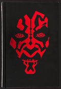 """Movie Posters:Science Fiction, Star Wars: Episode I - The Phantom Menace (Ballantine Publishing,1999). Autographed Hardcover Book (324 Pages, 6.5"""" X 10"""")...."""
