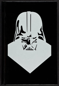 Star Wars: Episode III - Revenge of the Sith (Ballantine Publishing, 2005). Autographed Hardbound Book (418 Pages, 6.5&q...