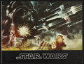 "Movie Posters:Science Fiction, Star Wars (20th Century Fox, 1977). Program (20 Pages, 9"" X11.75""). Science Fiction.. ..."