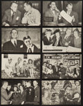 """Movie Posters:Comedy, Breakfast in Hollywood (American Broadcasting Company, 1945).Postcards (13) (3"""" X 5""""). Comedy.. ... (Total: 13 Items)"""
