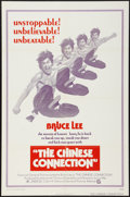 """Movie Posters:Action, The Chinese Connection (National General, 1973). One Sheet (27"""" X 41""""). Action.. ..."""