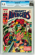 Silver Age (1956-1969):Superhero, The Avengers #66 Rocky Mountain pedigree (Marvel, 1969) CGC NM/MT 9.8 White pages....
