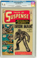 Tales of Suspense #39 Pacific Coast pedigree (Marvel, 1963) CGC NM+ 9.6 Off-white to white pages