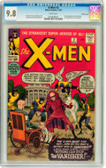 Silver Age (1956-1969):Superhero, X-Men #2 Pacific Coast pedigree (Marvel, 1963) CGC NM/MT 9.8 Whitepages....