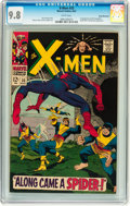 Silver Age (1956-1969):Superhero, X-Men #35 Rocky Mountain pedigree (Marvel, 1967) CGC NM/MT 9.8White pages....