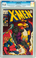 Silver Age (1956-1969):Superhero, X-Men #53 Rocky Mountain pedigree (Marvel, 1969) CGC NM/MT 9.8 Off-white to white pages....