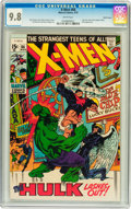 Bronze Age (1970-1979):Superhero, X-Men #66 Pacific Coast pedigree (Marvel, 1970) CGC NM/MT 9.8 White pages....