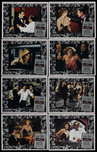 """The Wild Party (American International, 1975). Lobby Card Set of 8 (11"""" X 14""""). Comedy Drama. ... (Total: 8 It..."""