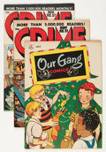 Golden Age (1938-1955):Miscellaneous, Comic Books - Assorted Golden Age Comics Group (Various Publishers, 1947-48).... (Total: 4 Comic Books)
