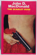 Books:Mystery & Detective Fiction, John D. MacDonald. The Scarlet Ruse. Hale, 1975. FirstBritish edition, first printing. Fine....