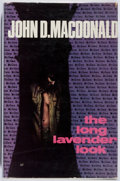 Books:Mystery & Detective Fiction, John D. MacDonald. The Long Lavender Look. Hale, 1972. FirstBritish edition, first printing. Light wear to jacket. ...
