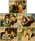 "Movie Posters:Drama, Once a Lady (Paramount, 1931). Lobby Cards (5) (11"" X 14"").. ...(Total: 5 Items)"