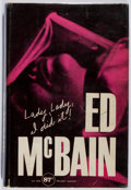 Books:Mystery & Detective Fiction, Ed McBain. SIGNED. Lady, Lady, I Did It! Simon and Schuster,1961. First edition, first printing. Signed by the au...