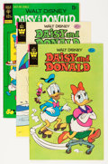 Bronze Age (1970-1979):Cartoon Character, Daisy and Donald Group (Gold Key/Whitman, 1973-80).... (Total: 41Comic Books)
