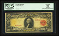 Large Size:Gold Certificates, Fr. 1180 $20 1905 Gold Certificate PCGS Apparent Very Fine 20.. ...