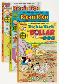 Bronze Age (1970-1979):Cartoon Character, Richie Rich and Dollar the Dog Plus File Copy Short Box Group(Harvey, ) Condition: Average NM-.... (Total: 85 Comic Books)