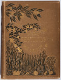Books:Early Printing, Will Carleton. Farm Festivals. Harper, 1881. First edition, first printing. Small split in spine cloth. Hinges c...