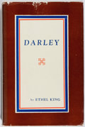 Books:Biography & Memoir, Ethel King. Darley. Gaus' Sons, 1964. First edition, firstprinting. Rubbing and toning to jacket. Very good....