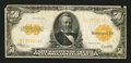 Large Size:Gold Certificates, Fr. 1200 $50 1922 Gold Certificate Fine-Very Fine.. ...