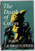 Books:Science Fiction & Fantasy, John Christopher. The Death of Grass. Michael Joseph, 1956.First edition, first printing. Minor toning to jacke...