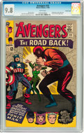 Silver Age (1956-1969):Superhero, The Avengers #22 Pacific Coast pedigree (Marvel, 1965) CGC NM/MT9.8 White pages....
