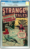 Silver Age (1956-1969):Superhero, Strange Tales #103 (Marvel, 1962) CGC NM 9.4 Off-white pages....