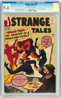 Silver Age (1956-1969):Superhero, Strange Tales #108 (Marvel, 1963) CGC NM+ 9.6 Off-white to whitepages....