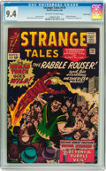 Silver Age (1956-1969):Superhero, Strange Tales #119 Pacific Coast pedigree (Marvel, 1964) CGC NM 9.4Off-white to white pages....