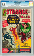 Silver Age (1956-1969):Superhero, Strange Tales #118 Northland pedigree (Marvel, 1964) CGC NM/MT 9.8 Off-white to white pages....