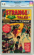Silver Age (1956-1969):Superhero, Strange Tales #120 Pacific Coast pedigree (Marvel, 1964) CGC NM/MT 9.8 Off-white to white pages....
