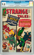 Silver Age (1956-1969):Superhero, Strange Tales #123 Pacific Coast pedigree (Marvel, 1964) CGC NM/MT9.8 Off-white to white pages....