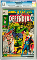 Bronze Age (1970-1979):Superhero, Marvel Feature #1 (Marvel, 1971) CGC NM/MT 9.8 Off-white to whitepages....