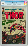 Silver Age (1956-1969):Superhero, Journey Into Mystery #117 (Marvel, 1965) CGC NM+ 9.6 Whitepages....