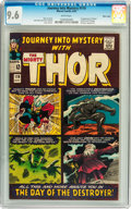 Silver Age (1956-1969):Superhero, Journey Into Mystery #119 Massachusetts Copy pedigree (Marvel,1965) CGC NM+ 9.6 White pages....