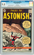 Silver Age (1956-1969):Superhero, Tales to Astonish #36 (Marvel, 1962) CGC NM/MT 9.8 White pages....