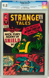Strange Tales #135 Pacific Coast pedigree (Marvel, 1965) CGC NM/MT 9.8 Off-white to white pages