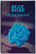 Books:Horror & Supernatural, Peter Straub. SIGNED/LIMITED. Blue Rose. Underwood-Miller, 1985. First edition, first printing. Limited to 600 num...