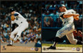 Baseball Collectibles:Photos, Harmon Killebrew and Goose Gossage Signed Oversized Photographs Lot of 2....