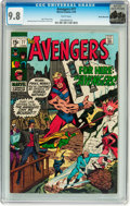 Bronze Age (1970-1979):Superhero, The Avengers #77 Rocky Mountain pedigree (Marvel, 1970) CGC NM/MT 9.8 White pages....