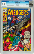 Bronze Age (1970-1979):Superhero, The Avengers #80 Rocky Mountain pedigree (Marvel, 1970) CGC NM/MT 9.8 White pages....