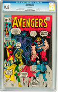 Bronze Age (1970-1979):Superhero, The Avengers #91 (Marvel, 1971) CGC NM/MT 9.8 White pages....