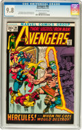 Bronze Age (1970-1979):Superhero, The Avengers #99 (Marvel, 1972) CGC NM/MT 9.8 Off-white to white pages....