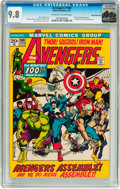 Bronze Age (1970-1979):Superhero, The Avengers #100 Rocky Mountain pedigree (Marvel, 1972) CGC NM/MT 9.8 Off-white to white pages....