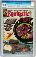 Silver Age (1956-1969):Superhero, Fantastic Four #38 (Marvel, 1965) CGC NM/MT 9.8 Off-white pages....