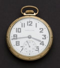 Timepieces:Pocket (post 1900), Hamilton 23 Jewel 950 B Pocket Watch. ...