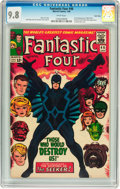 Silver Age (1956-1969):Superhero, Fantastic Four #46 Twin Cities pedigree (Marvel, 1966) CGC NM/MT9.8 White pages....